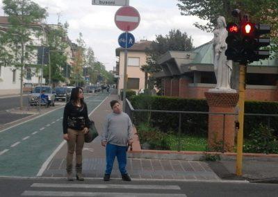 attraversamento stradale
